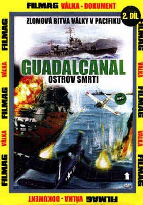 Guadalcanal: Ostrov smrti 2 - DVD