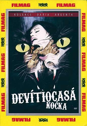 Devítiocasá kočka - DVD