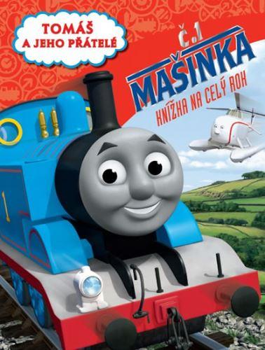 Tomáš a jeho přátelé-Mašinka-knížka na celý rok