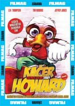 Kačer Howard - DVD