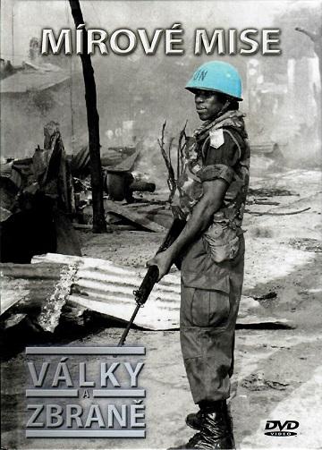Války a zbraně 21 - Mírové mise ( DVD + brožurka ) - DVD
