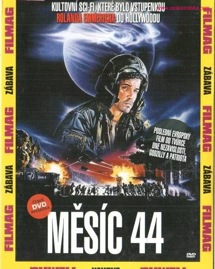 Měsíc 44 - DVD