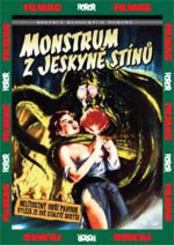 Monstrum z jeskyně stínů - DVD
