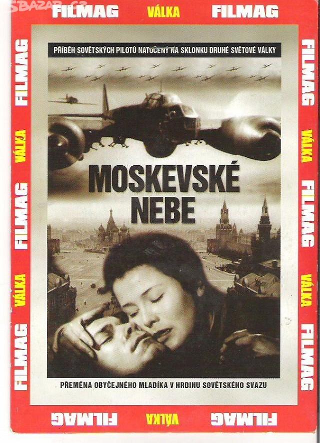 Moskevské nebe - DVD