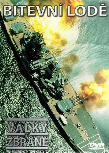Války a zbraně 7 - Bitevní lodě ( DVD + brožurka ) - DVD