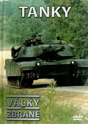 Války a zbraně 6 - Tanky ( DVD + brožurka ) - DVD