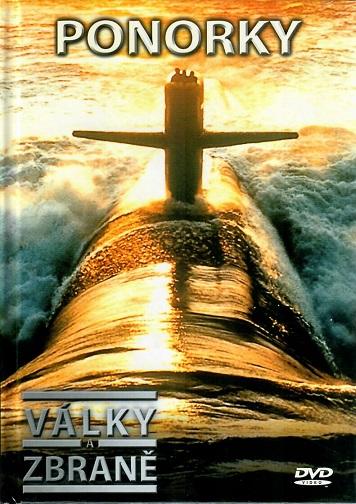 Války a zbraně 4 - Ponorky ( DVD + brožurka ) - DVD