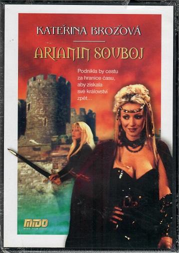 Arianin souboj - slim DVD