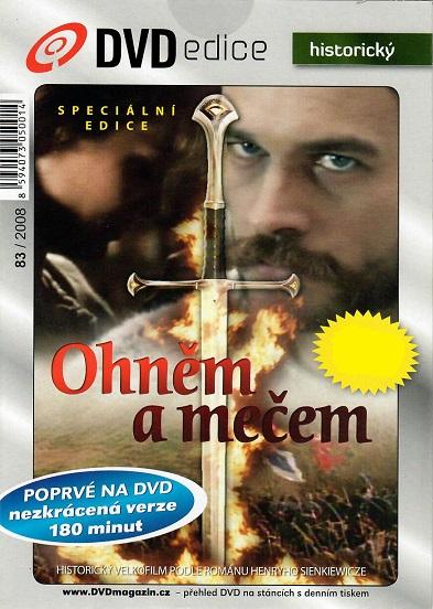 Ohněm a mečem ( pošetka ) - DVD