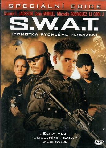 S.W.A.T. Jednotka rychlého nasazení ( plast ) - DVD