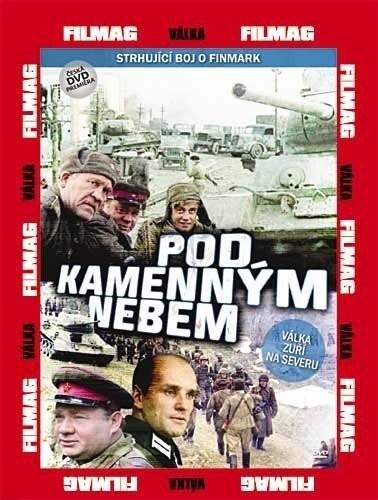 Pod kamenným nebem - DVD