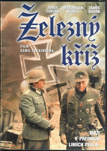 Železný kříž  - plast DVD