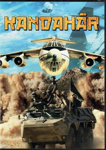 Kandahár - slim DVD