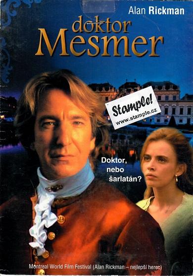 Doktor Mesmer ( pošetka ) - DVD