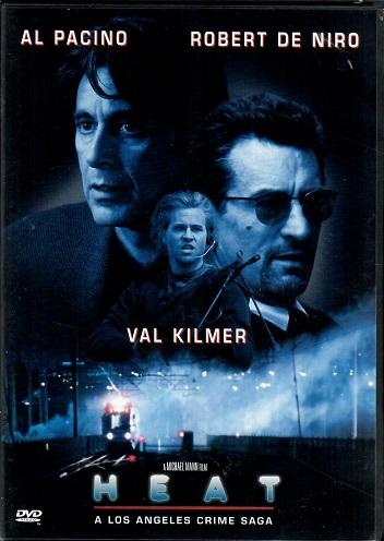 HEAT / Nelítostný souboj ( originální znění s CZ titulky ) - plast DVD