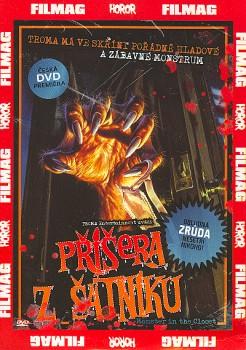Příšera z šatníku - DVD