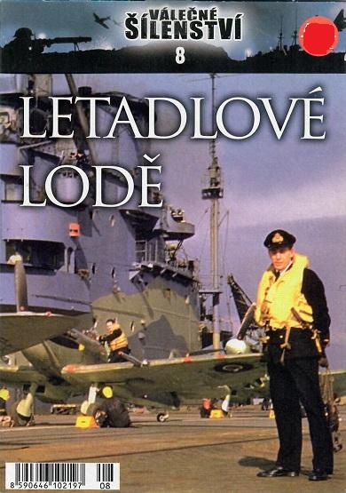 Válečné šílenství 8 - Letadlové lodě - pošetka DVD