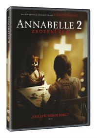 Annabelle 2: Zrození zla - plast DVD