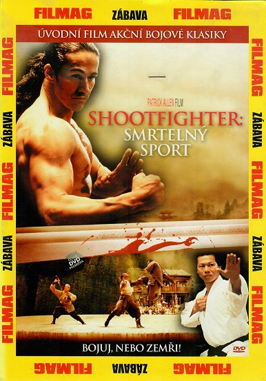 Shootfighter: Smrtelný sport ( pošetka ) - DVD