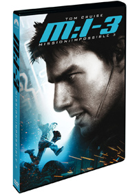 Mission: Impossible 3 - plast DVD