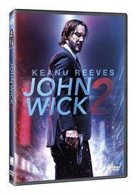John Wick 2 - plast DVD