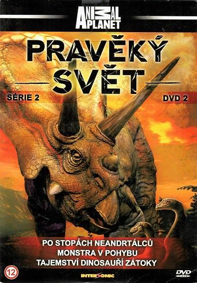 Pravěký svět série 2, DVD 2