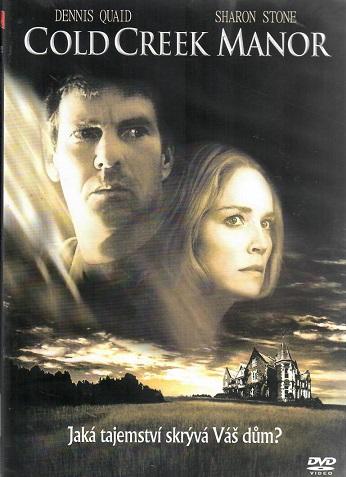 Cold Creek Manor - plast DVD