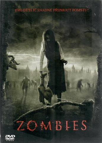 Zombies - plast DVD