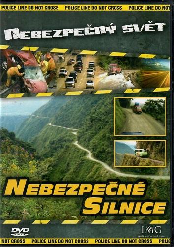Nebezpečný svět - Nebezpečné silnice - DVD slim