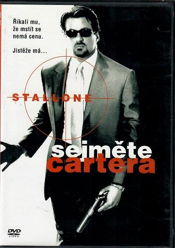 Sejměte Cartera - slim DVD