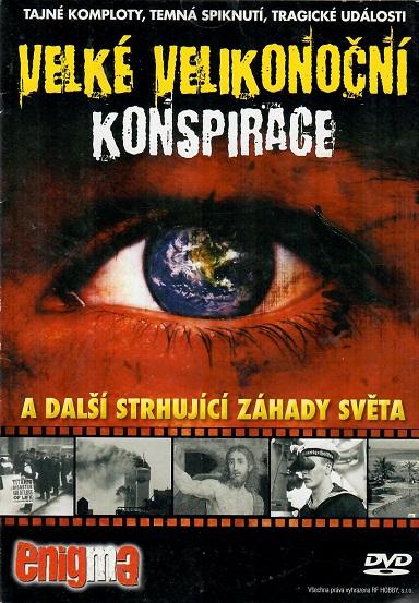 Velké velikonoční konspirace - pošetka DVD