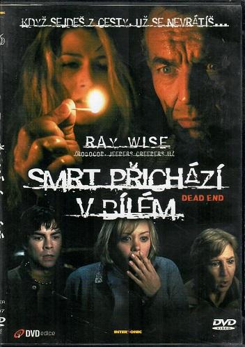 Smrt přichází v bílém - DVD plast