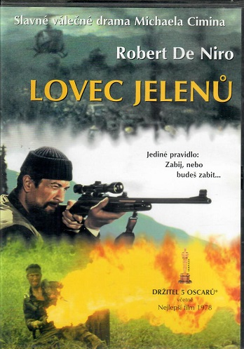 Lovec jelenů - plast DVD