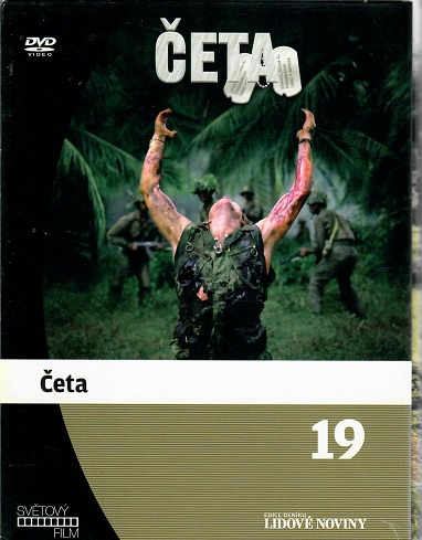 Četa - digipack DVD