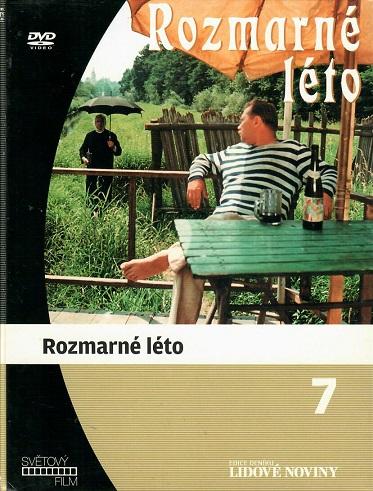 Rozmarné léto ( digipack ) - DVD
