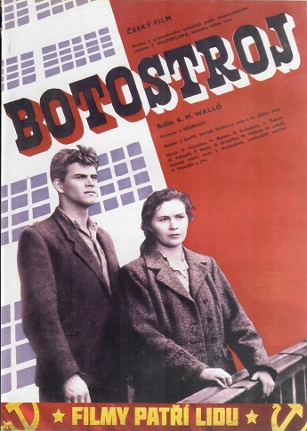 Botostroj (plast) - DVD