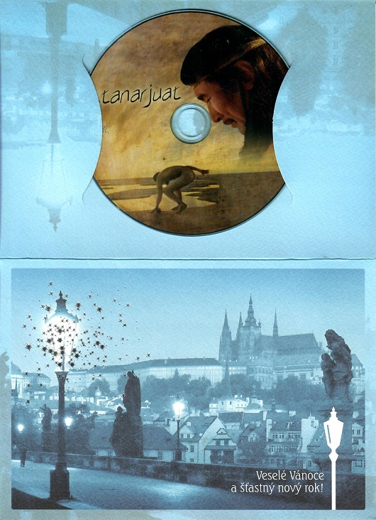 Rychlý běžec / Atanarjuat ( dárkový papír obal ) - DVD