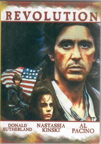 Revolution/ Revoluce ( originální znění s CZ titulky ) - plast DVD