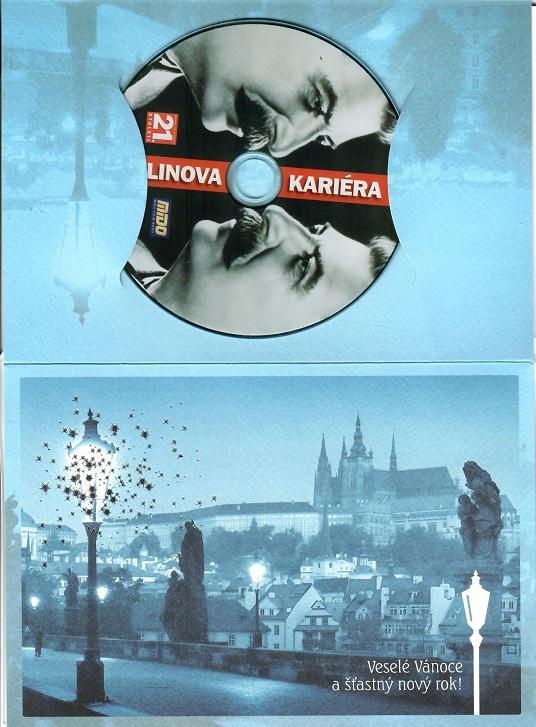 Stalinova kariéra ( dárkový papír obal ) - DVD
