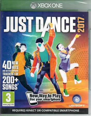 Just Dance 2017 Unlimited Xbox One