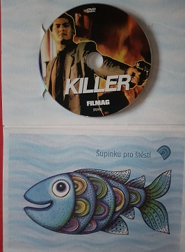 Killer(dárkový obal) - DVD