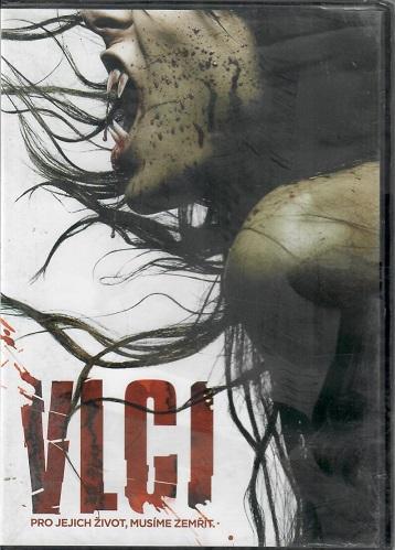 Vlci - pro jejich život, musíme zemřít ( plast ) - DVD