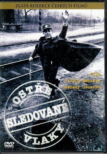 Ostře sledované vlaky ( Plast ) - DVD