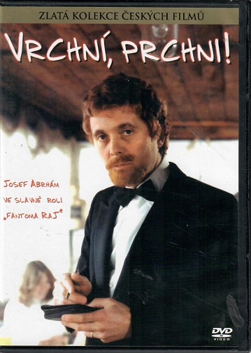 Vrchní, prchni! ( Slim ) - DVD