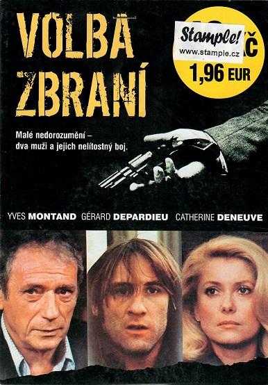 Volba zbraní ( pošetka ) - DVD