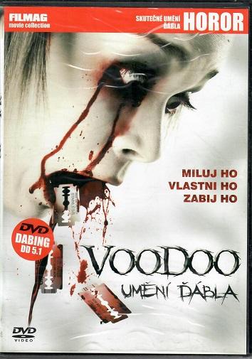 VooDoo umění ďábla ( plast ) - DVD