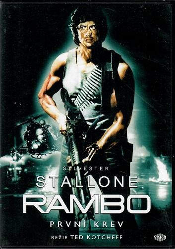 Rambo: První krev ( Slim ) - DVD