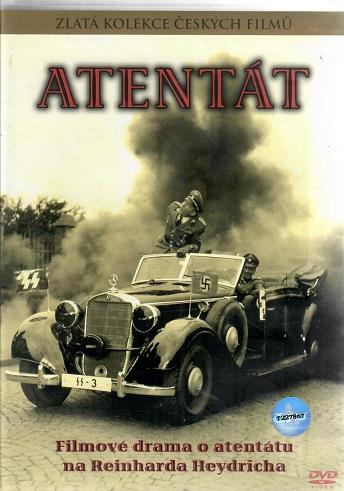 Atentát ( plast ) - DVD