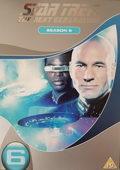 Star Trek: The next generation-season 6 - DVD