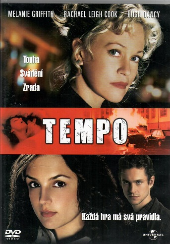 Tempo ( Originální znění s CZ titulky ) - DVD